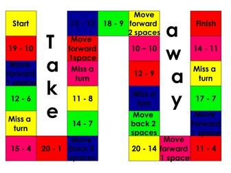 Take Away Games
