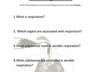 Handouts for Respiration