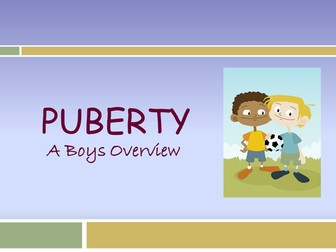 Puberty Resources