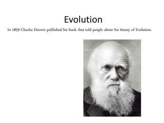 Explaining Evolution