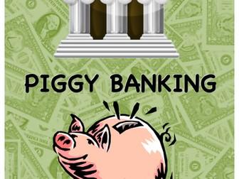 Banking Game: Piggy Banking