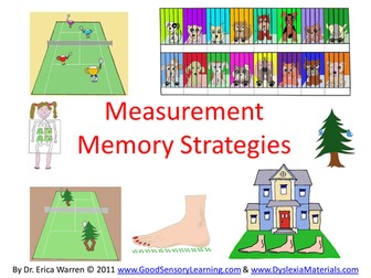 Measurement Memory Strategies Power Point