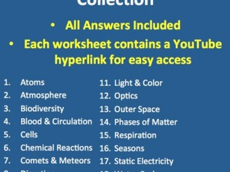 Microsoft Word Worksheets Word Bill Nye Video Worksheets  Complete  Video Worksheet Collection  Two Digit Addition With Regrouping Worksheet Pdf with Life Skills Worksheet Word Bill Nye Video Worksheets  Complete  Video Worksheet Collection By  Teachwithfergy  Teaching Resources  Tes Areas Of Triangles Worksheet Word
