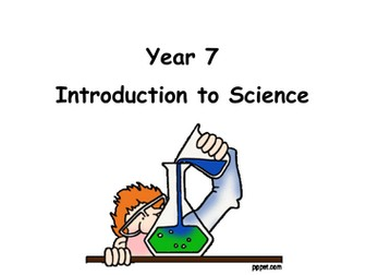Year 7 Introduction to Science