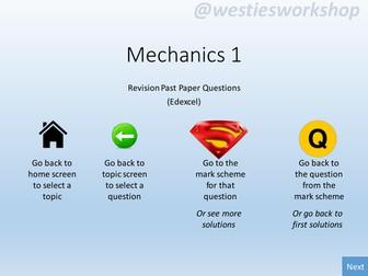 Mechanics 1 (Edexcel) Revision