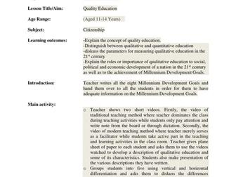 Education, Skills and Jobs