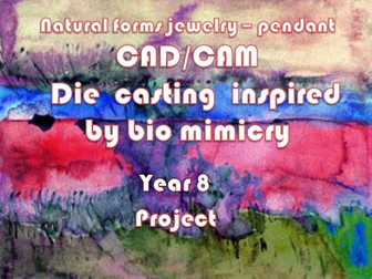 Die Casting Inspired By Bio mimicry Project