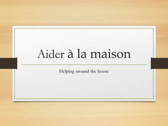 household tasks - french