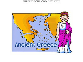 My Own Ancient Greek City State