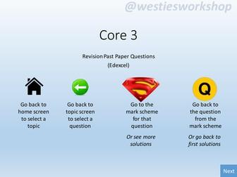 Core 3 (Edexcel) Revision