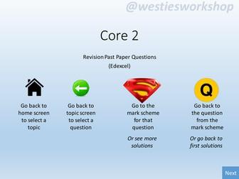 Core 2 (Edexcel) Revision