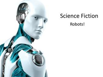 Science Fiction genre lesson - I. Robot
