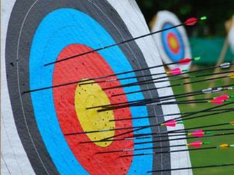 Archery related context: KS2 non-fiction reading