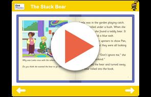 Book 12 The Stuck Bear https://www.tes.com/teaching-resource/interactive/ninja-phonics/dist/cms/newbook/phonicsbooks/castle4/index.html