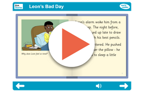 Leon's Bad Day Early Reader https://www.tes.com/teaching-resource/interactive/pshe/pshe/leonsbadday-er/index.html