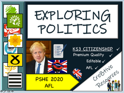 General Election 2019 Topics