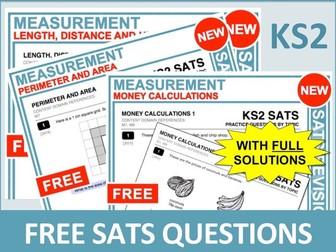Maths SATs Bundle (Measurement)