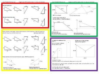 Differentiated (RAGE) - Pythagoras's Theorem