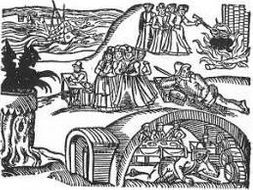Edexcel: 33: witch hunts: North Berwick Bundle