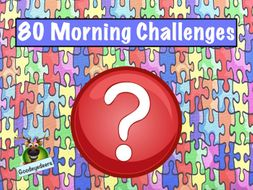 80  Morning Challenges