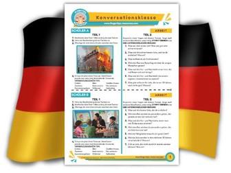 Arbeit - German Speaking Activity
