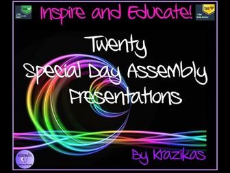 Assemblies Presentations Bundle