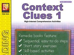 Context Clues (Grades 1-2)