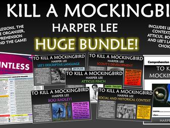 To Kill a Mockingbird Huge Bundle!