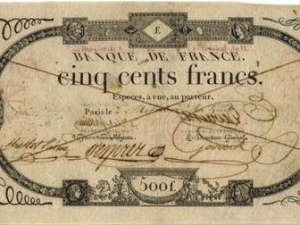 Economic Change in Napoleonic France