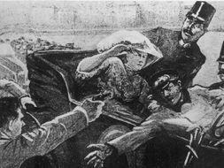 Assassination of Franz Ferdinand storyteller lesson.