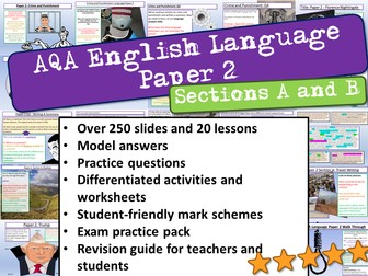 AQA English Language Paper 2