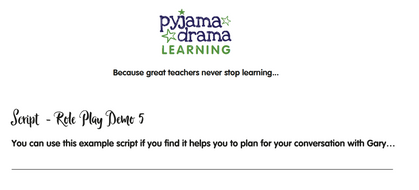 Example script for Role Play Demo 5.pdf