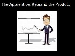 The Apprentice: Rebrand the Product
