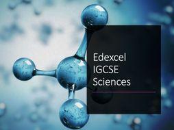 Edexcel IGCSE PowerPoints - All sciences