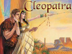 Cleopatra For Kids Audiobook & Classroom Activity