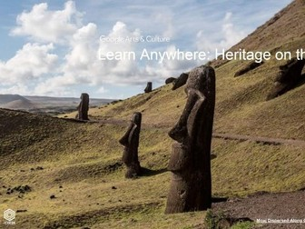 Heritage on the Edge: Learn Anywhere #googlearts