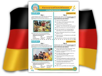 Lebensmittel - German Speaking Activity