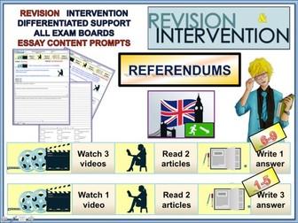 Referendums Politics - Citizenship