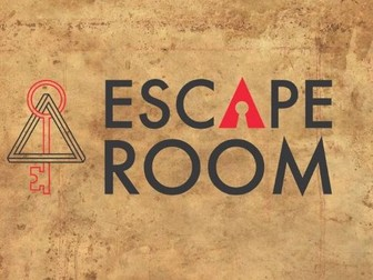 Jekyll and Hyde Escape room revision