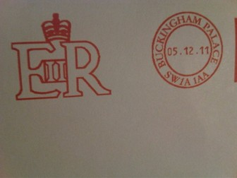 Writing a Letter: How to Write a Letter to the Queen of England