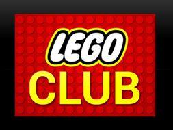 Lego Club Challenges