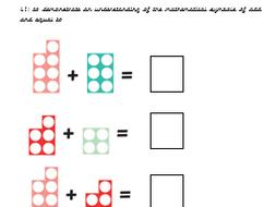 Pre Key Stage Standard 4 Maths Assessment