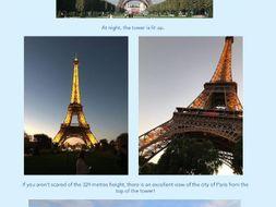 Famous Places in France
