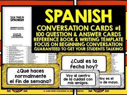 SPANISH SPEAKING PRACTICE 1