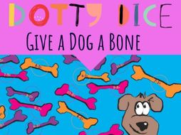 Numeracy Board Game - Subtraction Problems (0-10) - Give a Dog a Bone
