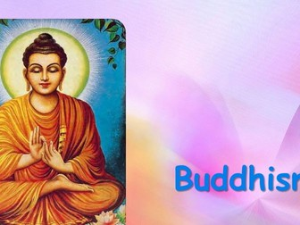 KS3 Buddhism bundle