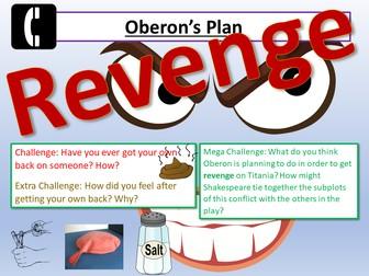 A Midsummer Night's Dream - Oberon's Plan