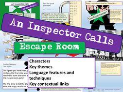 An Inspector Calls Back to School