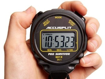 Stopwatch TIME Challenges - GREAT FUN!!