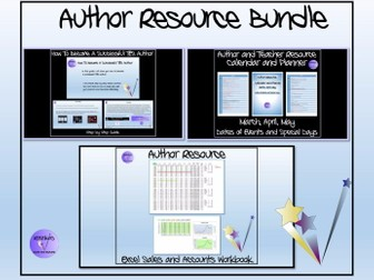 TES Authors Resource Bundle by a Top Selling Author